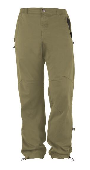 E9 Sicchie Pants Man Warm Grey